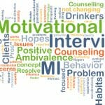 Motivational interviewing background concept